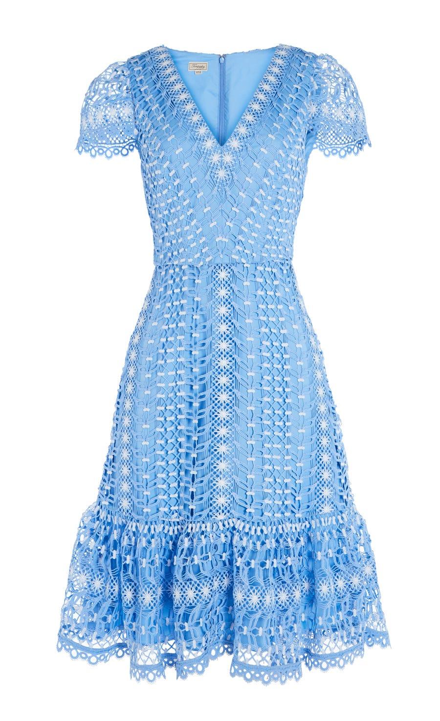 Bamboo Lace Dress