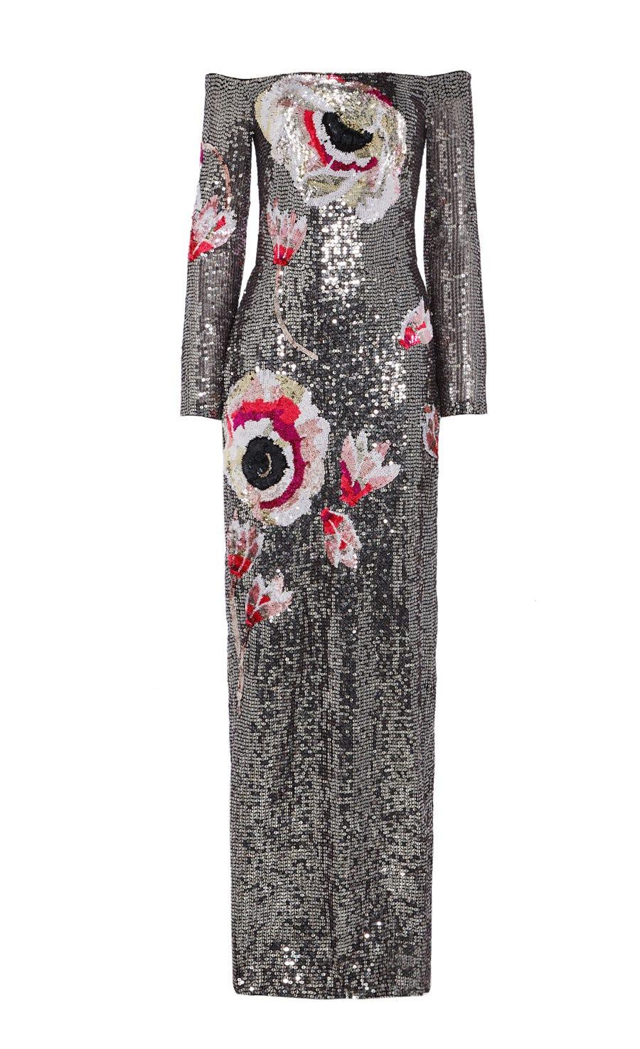 Opia Off-Shoulder Long Dress