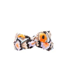 Palazzo Crochet Print Headscarf