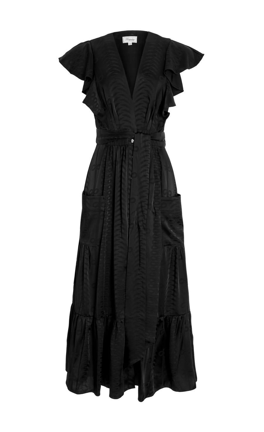 Erika V-Neck Dress