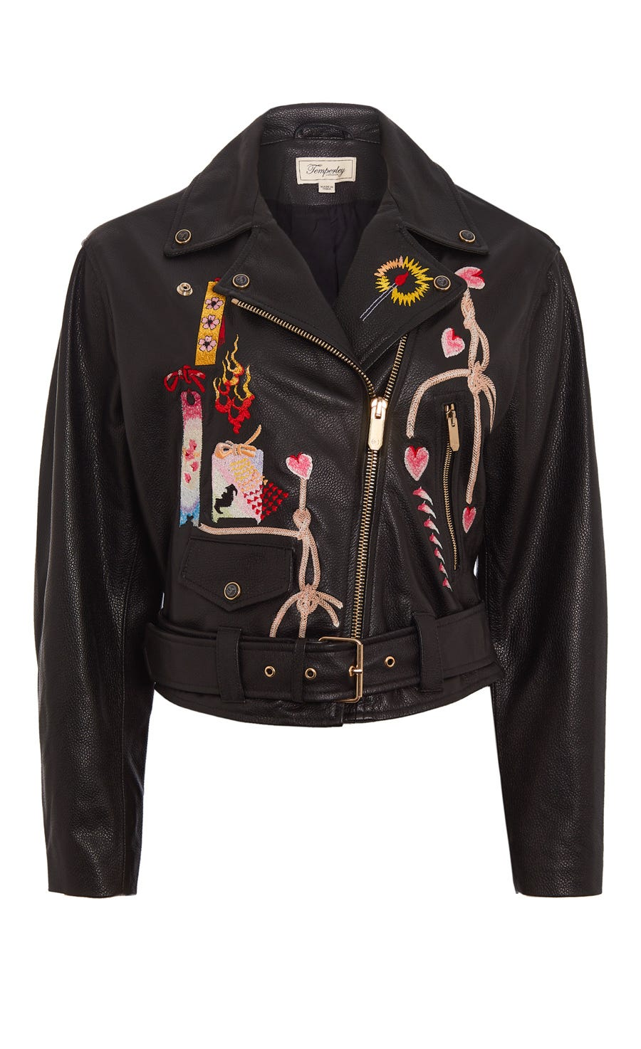 Kyoto Leather Jacket