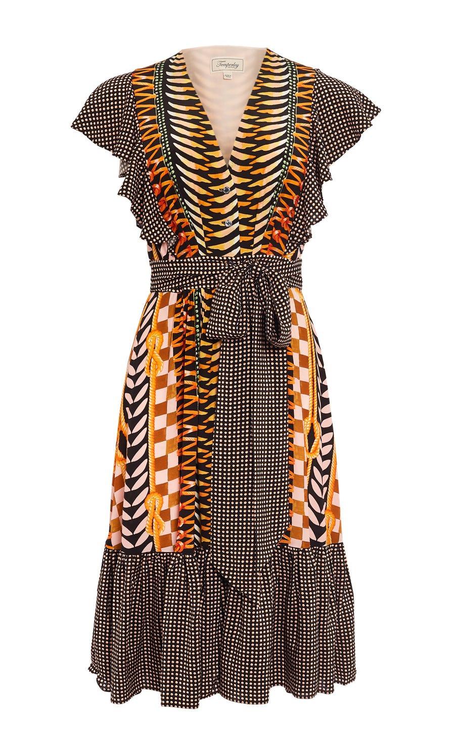 Sweetpea Day Dress