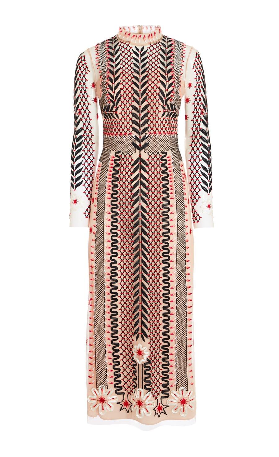 Teahouse Sleeved Dress