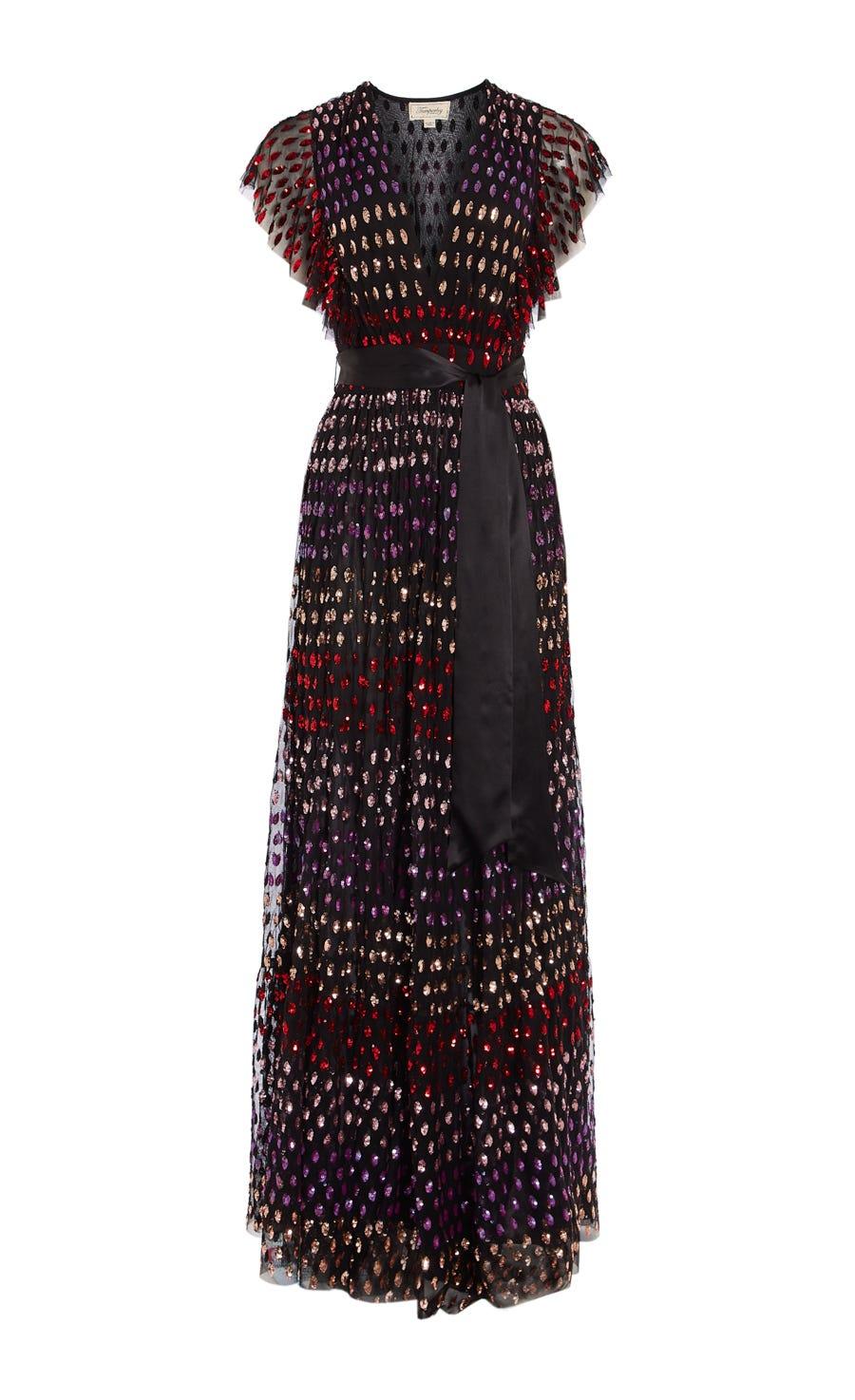 Wendy Sequin Dress