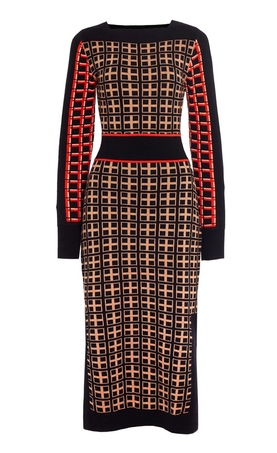 Yukata Knit Dress