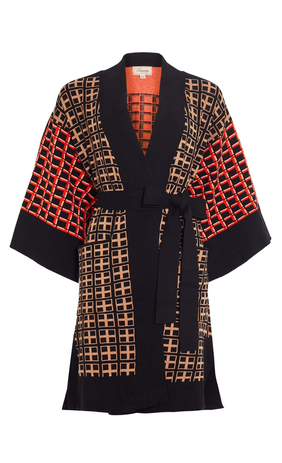 Yukata Knit Kimono