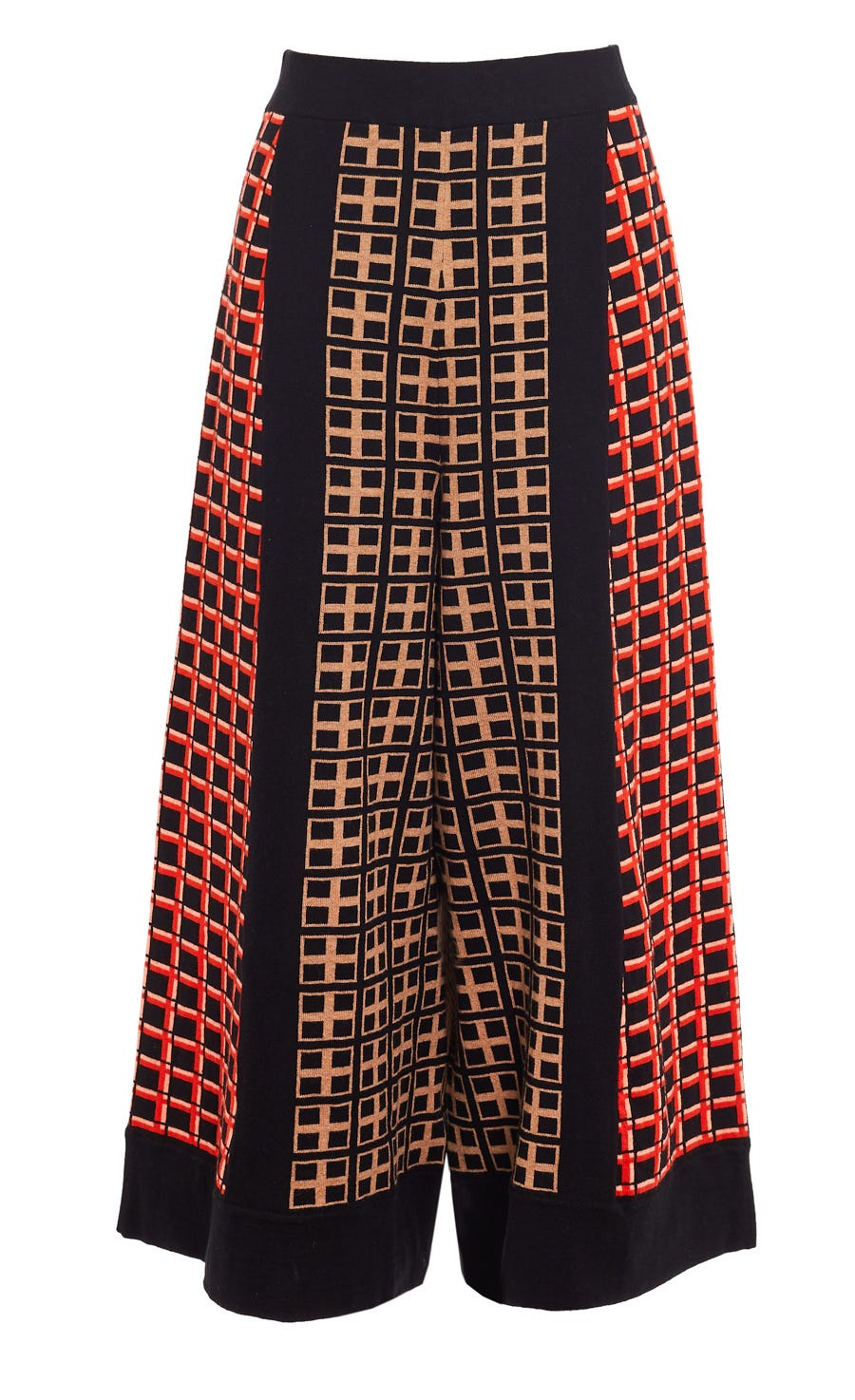 Yukata Knit Culottes