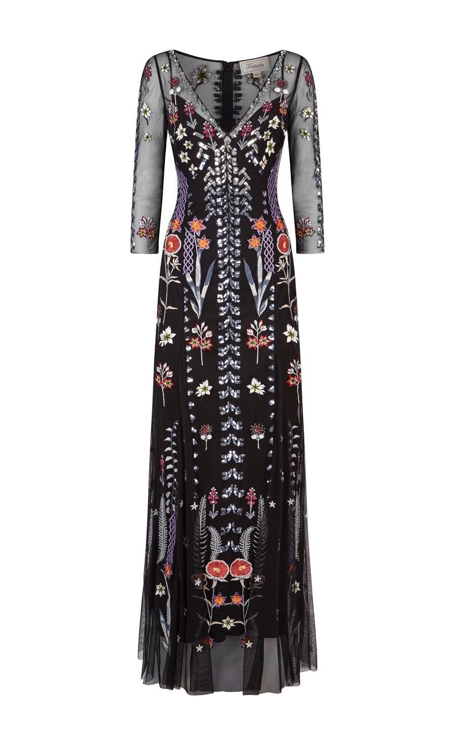 Finale V-neck Dress