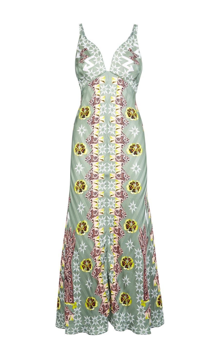 Flux Strappy Dress