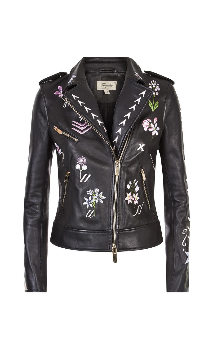 Ryder Embroidered Jacket