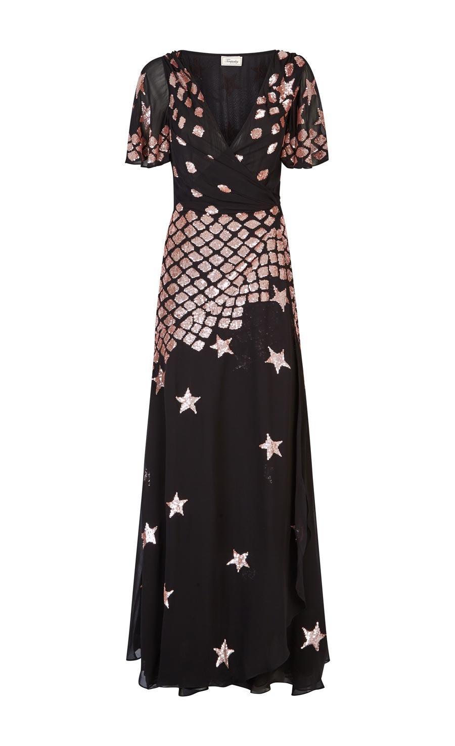 Starlet Wrap Dress