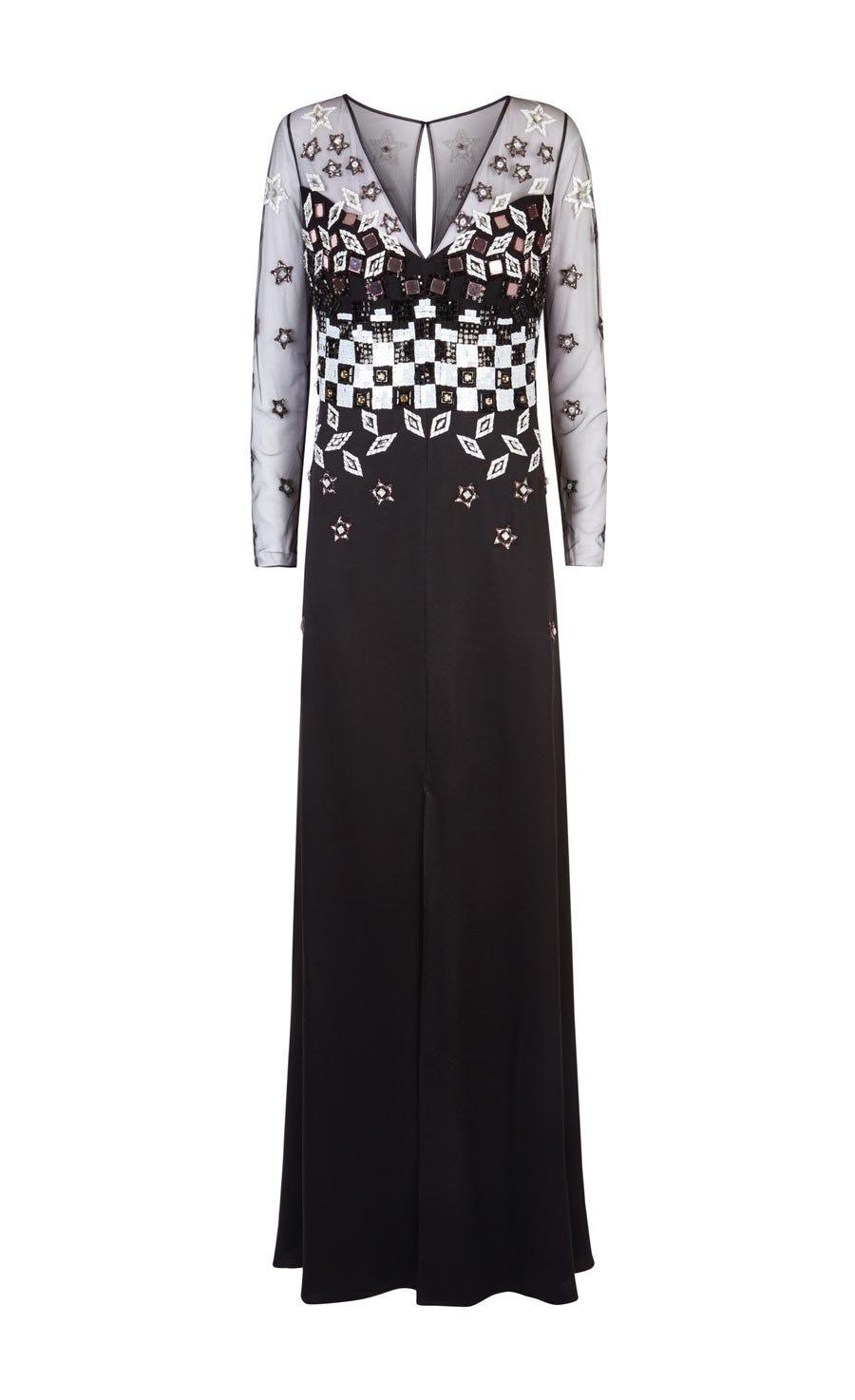 Splendour Sleeved Dress