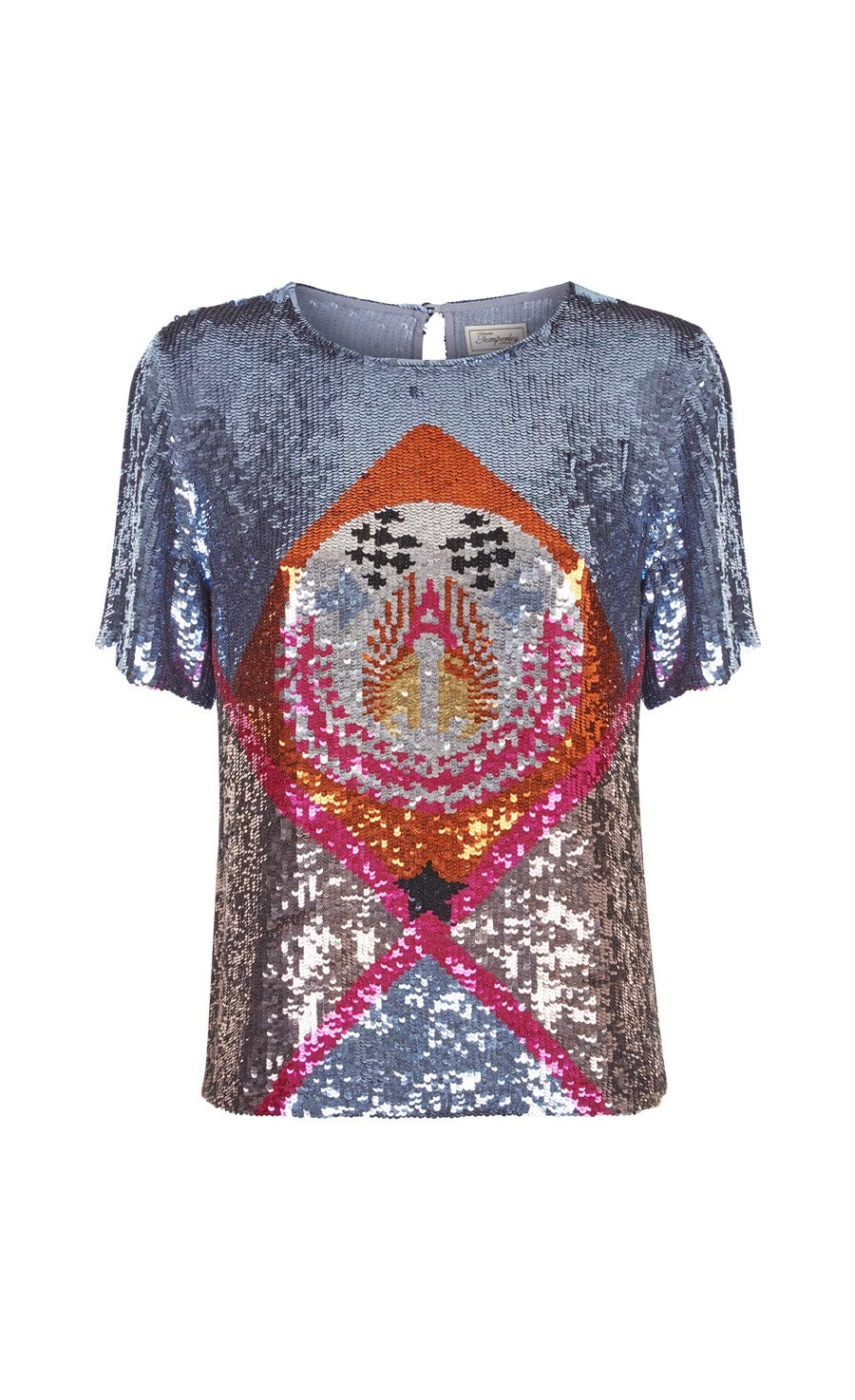 Sara Sequin Tshirt