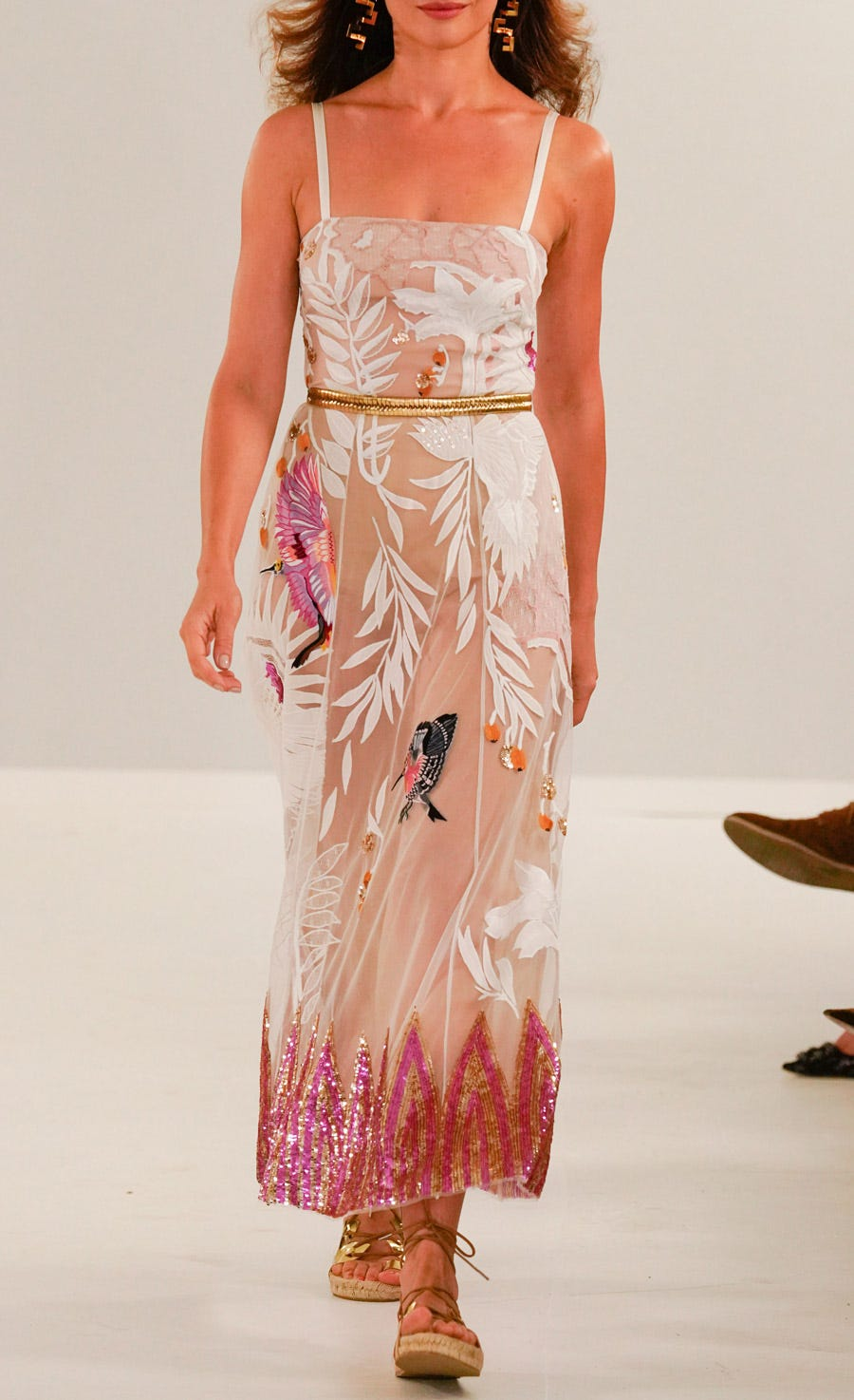 Opera Strappy Dress
