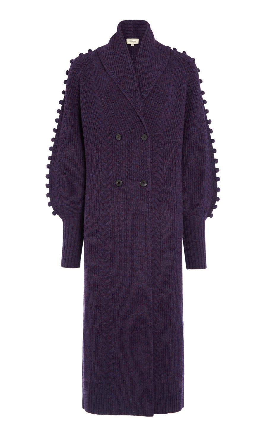 Chrissie Knit Coat