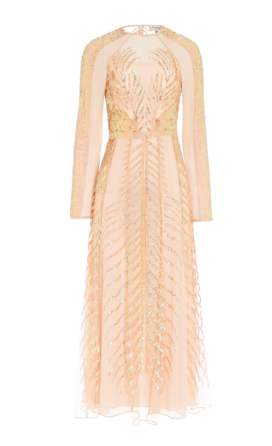 Dusk Sleeved Dress