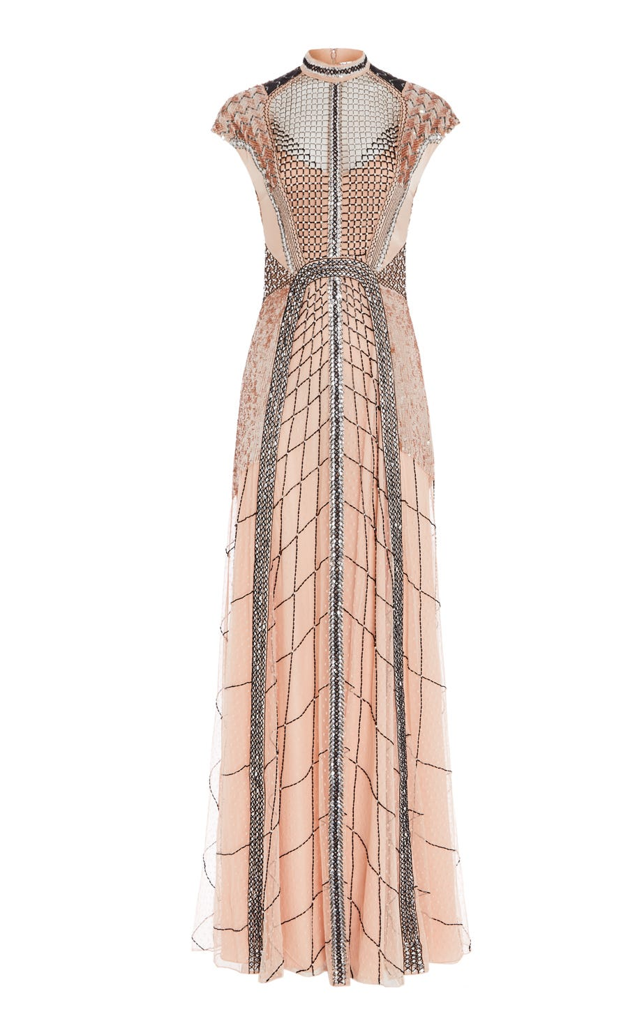 Electra Long Dress