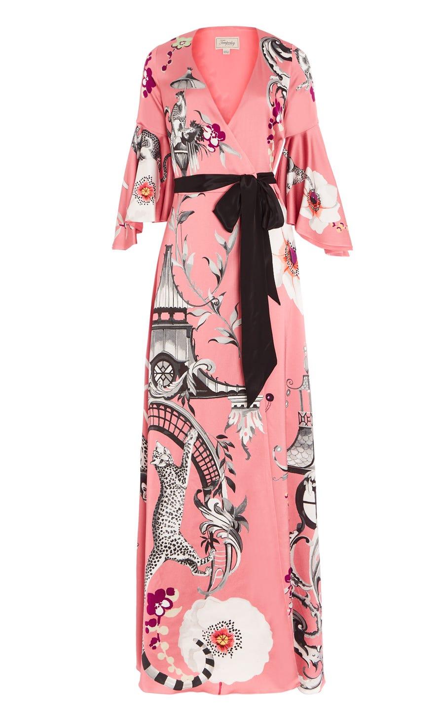 Euphoria Wrap Dress