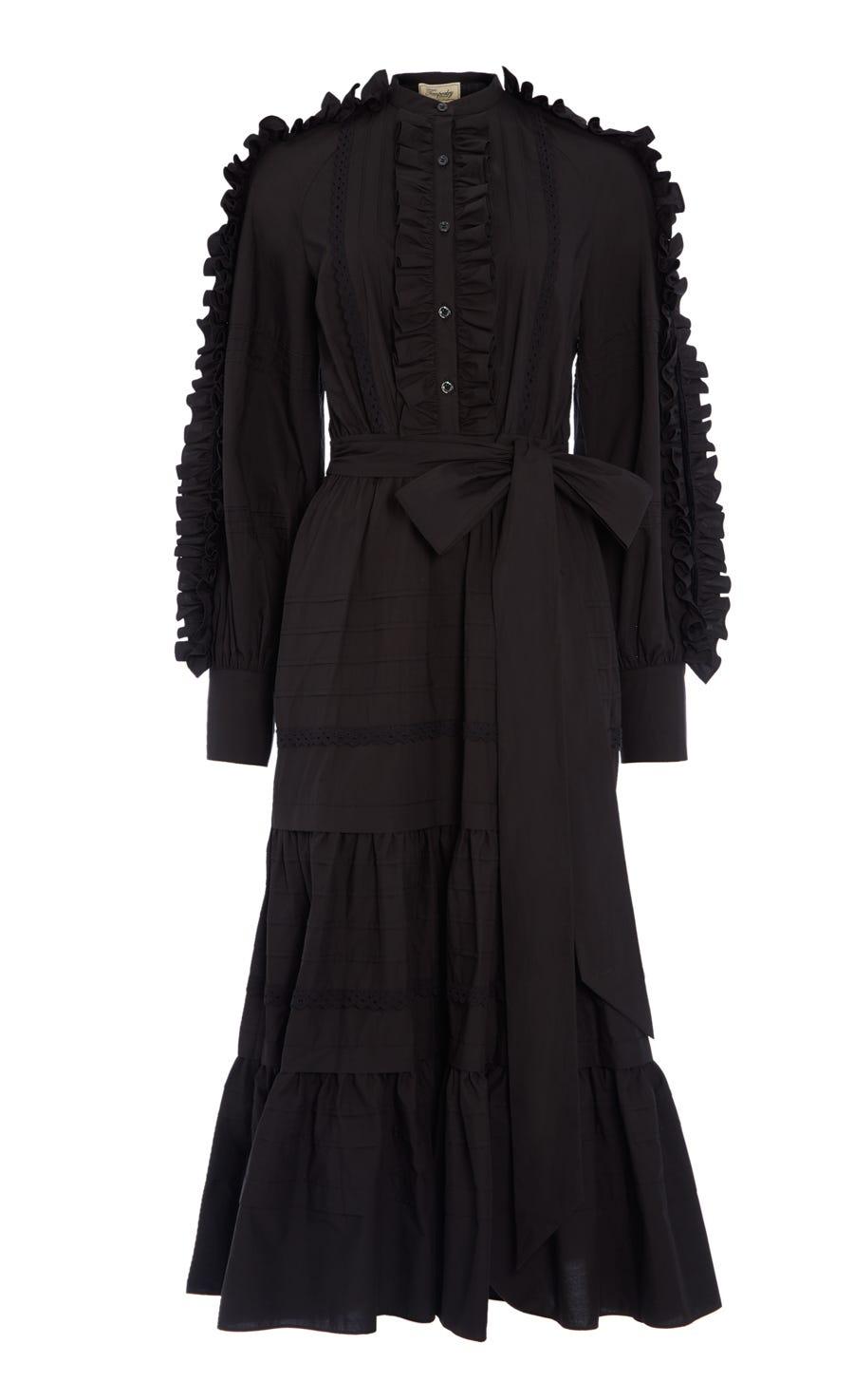 Jade Shirt Dress