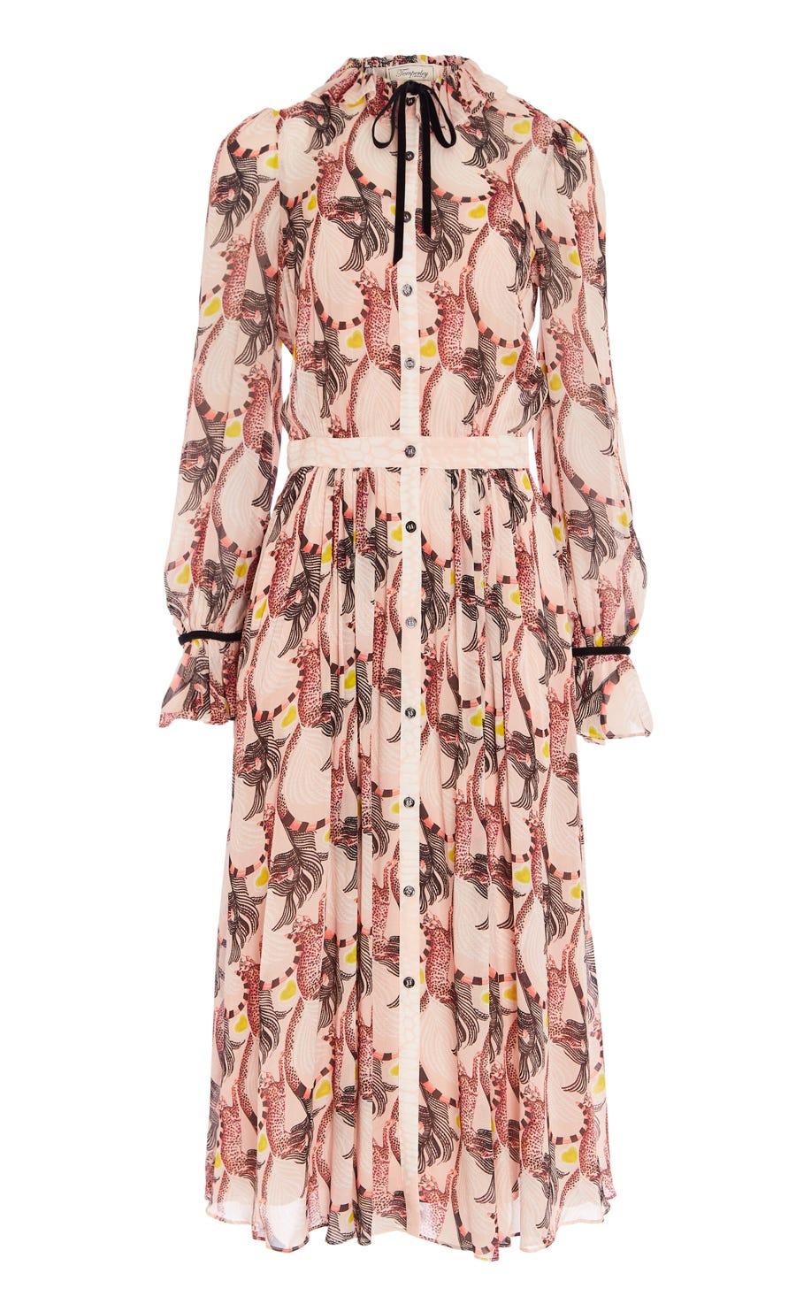 Maggie Collar Dress