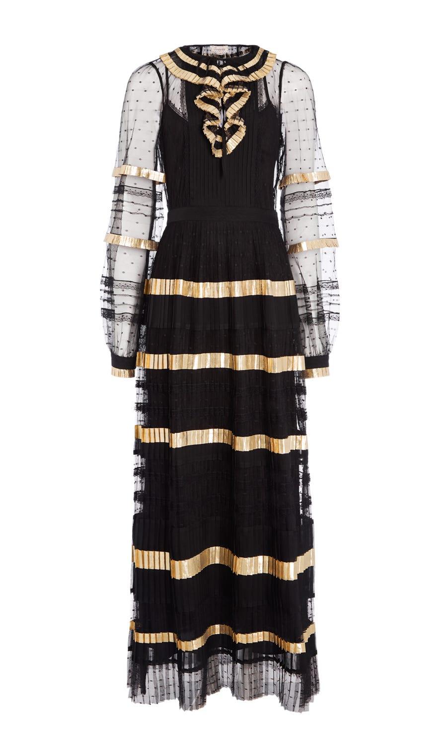 Phantom Long Dress