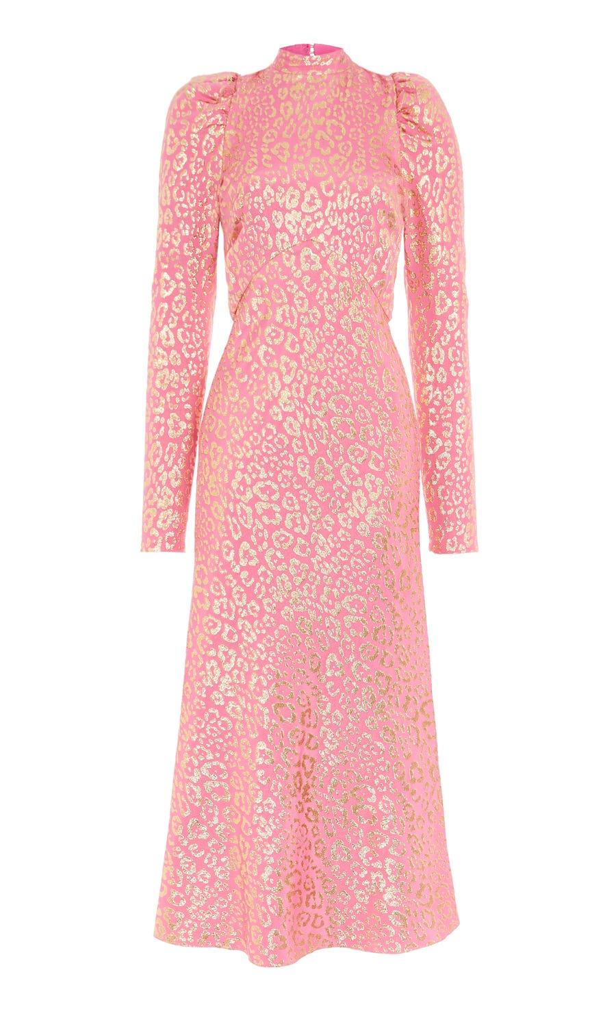 Sunset Midi Dress