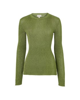 Cordial Sleeved Knit Top
