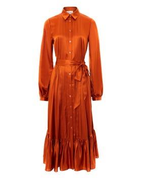 Birdie Shirt Dress