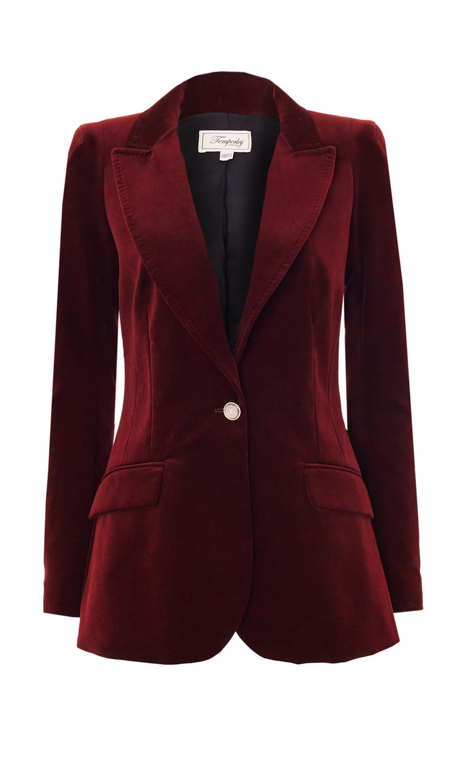 Esmeralda Tailored Blazer