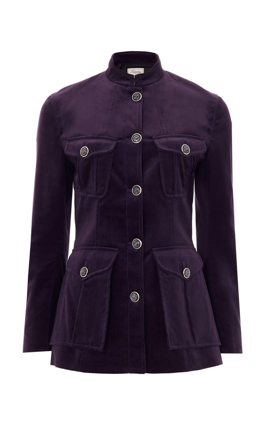 Esmeralda Tailored Jacket