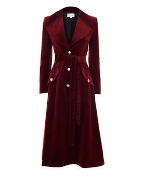 Esmeralda Tailored Coat
