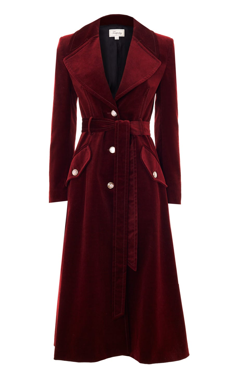 Esmeralda Tailored Coat