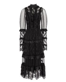 Florence Sleeved Dress
