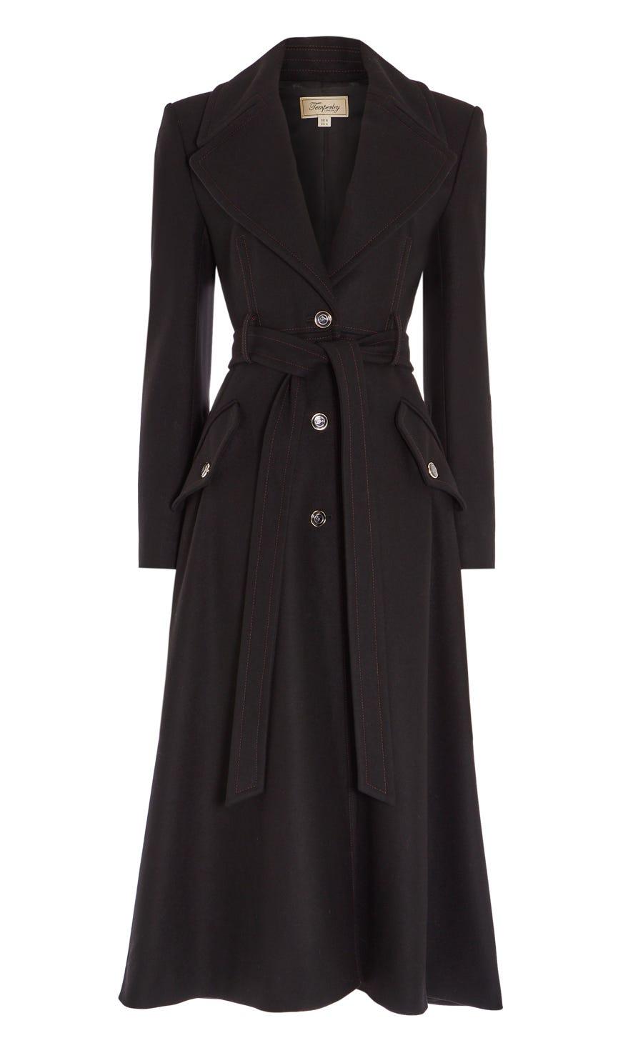 Jean Tailored Coat