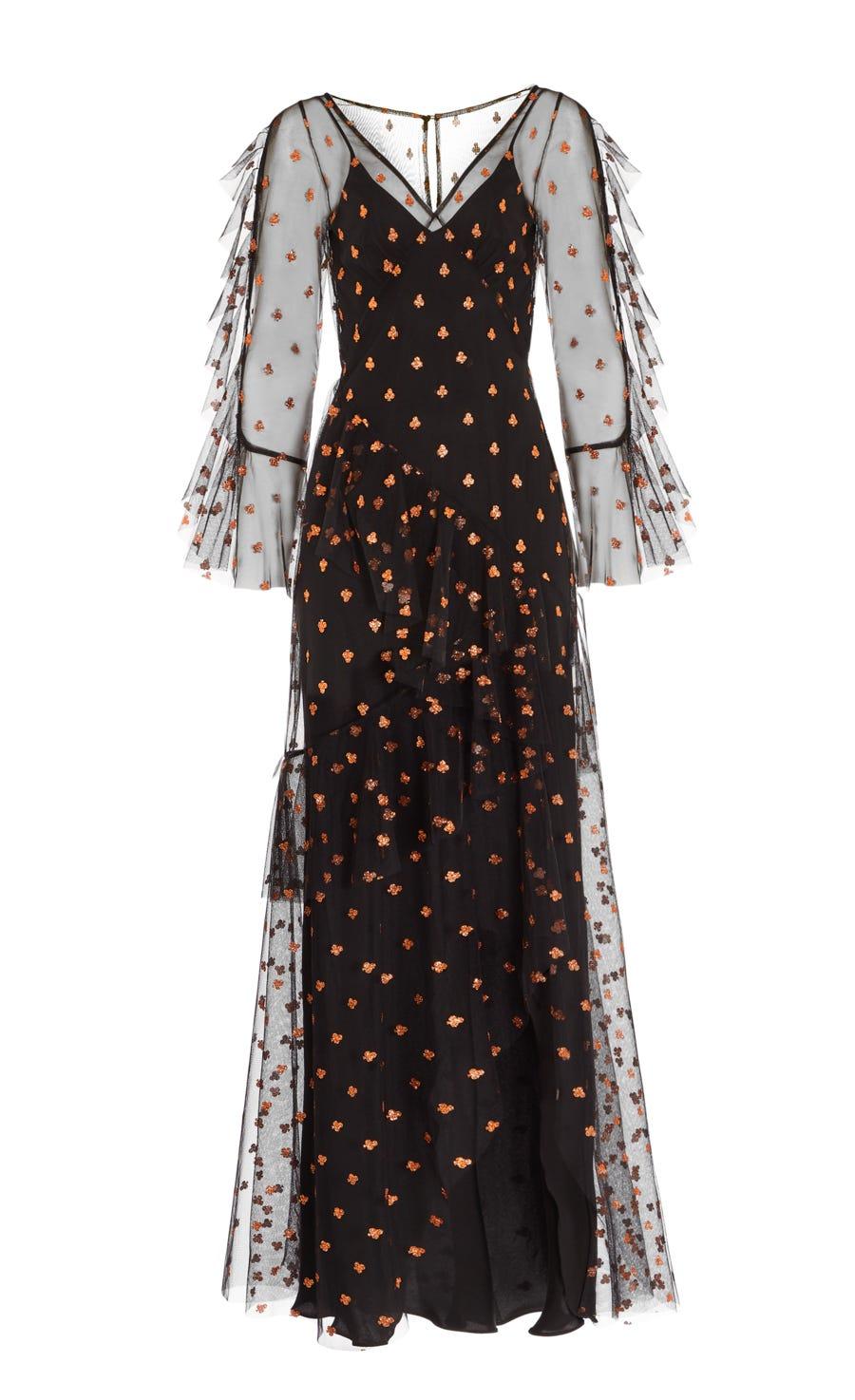 Fortuna Ruffle Dress
