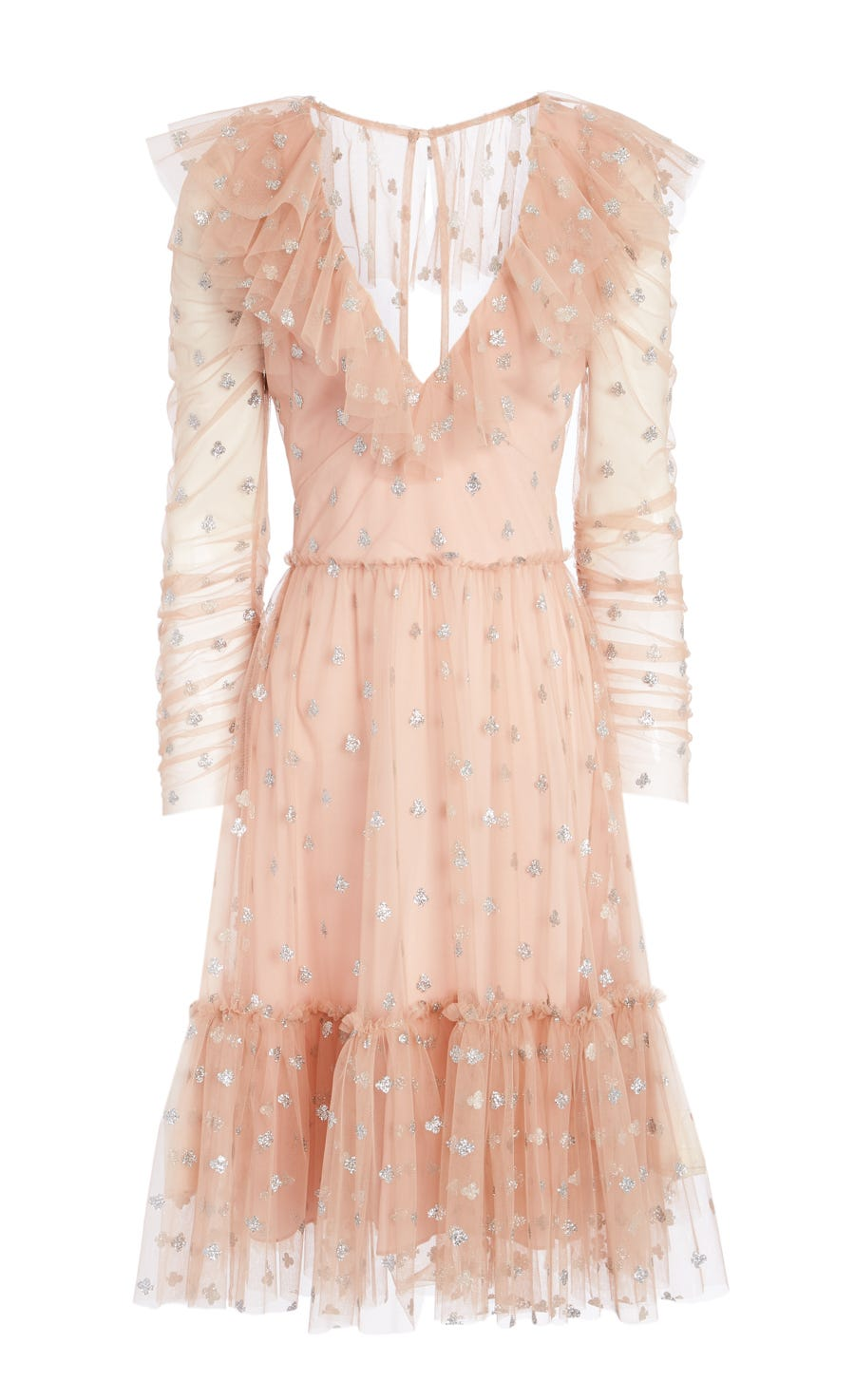 Fortuna Short Dress