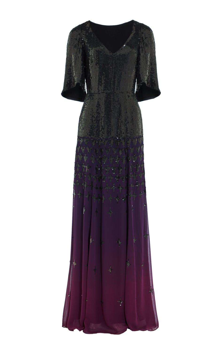 Mirela V-Neck Dress