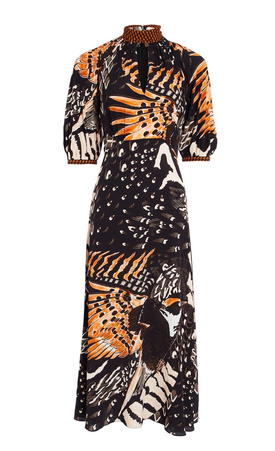 Rosella Bird Dress