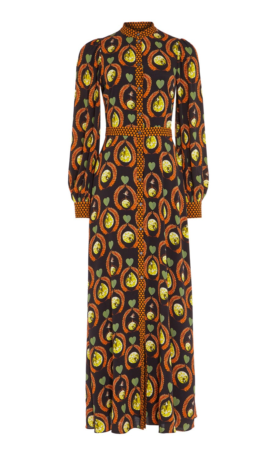 Rosella Shirt Dress