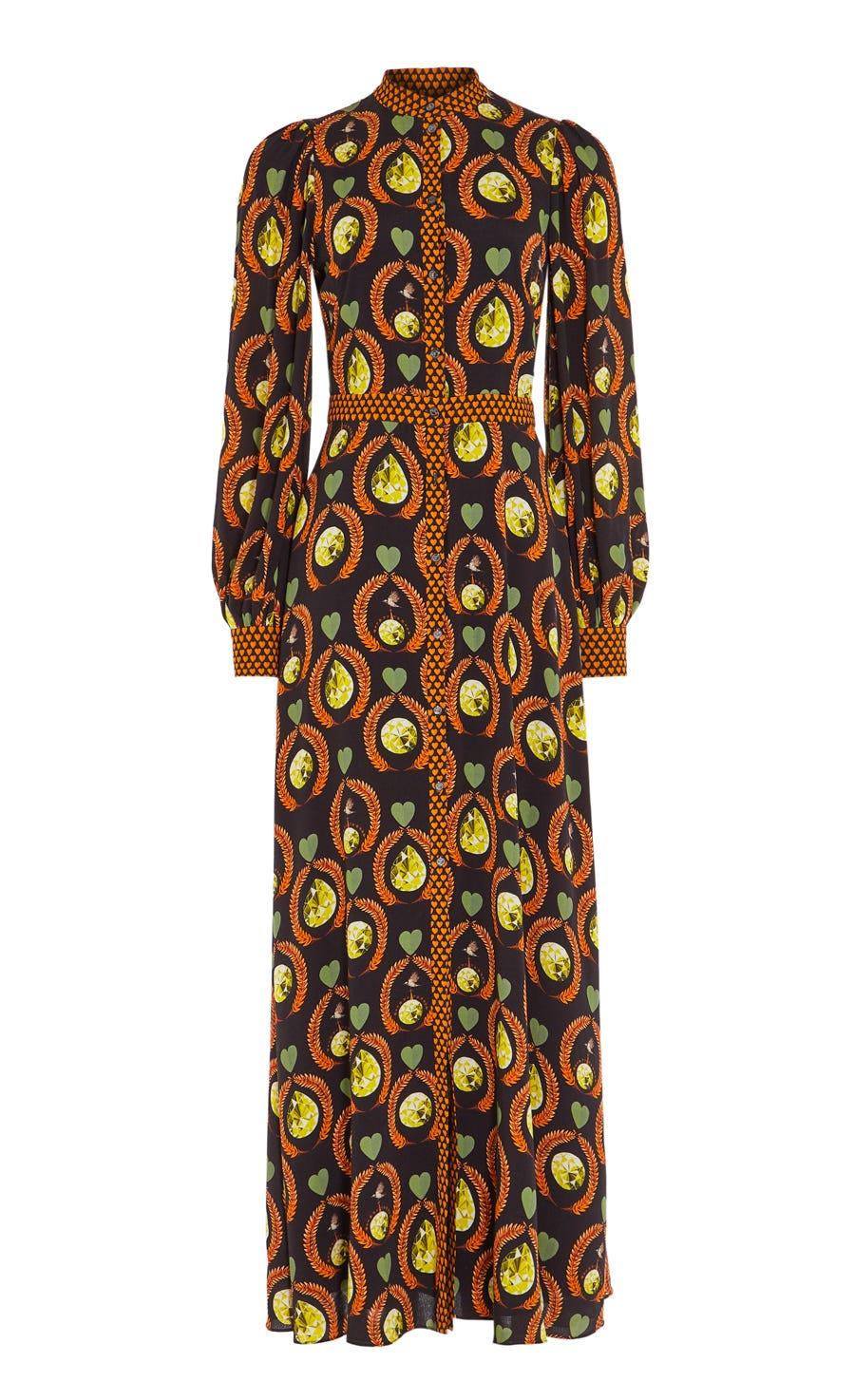 Rosella Shirt Dress
