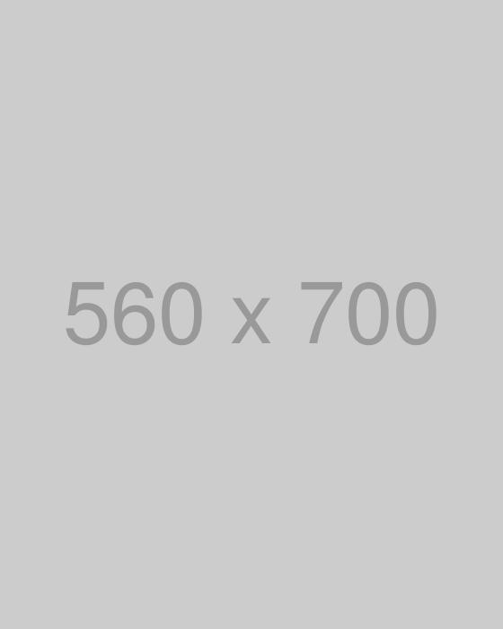 Crochet Print Kaftan