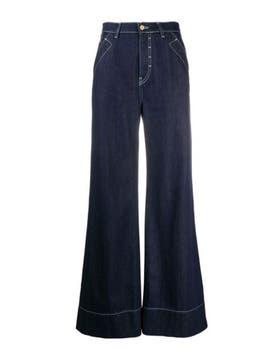 Fontana Wide Leg Jean