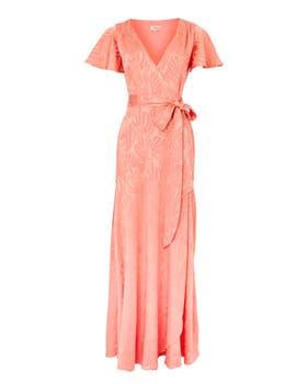 Fresco Wrap Dress