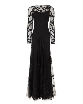 Francine Tattoo Dress