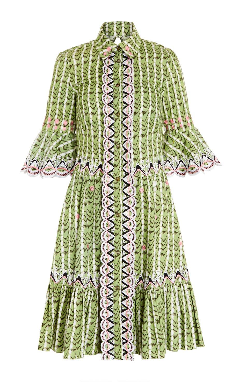 Poet Short Dress