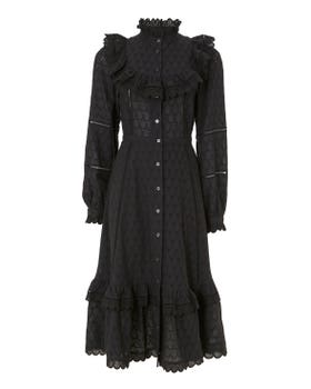 Rossetta Ruffle Dress