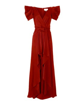 Anita Long Dress