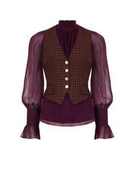 Ingenue Tailored Waistcoat