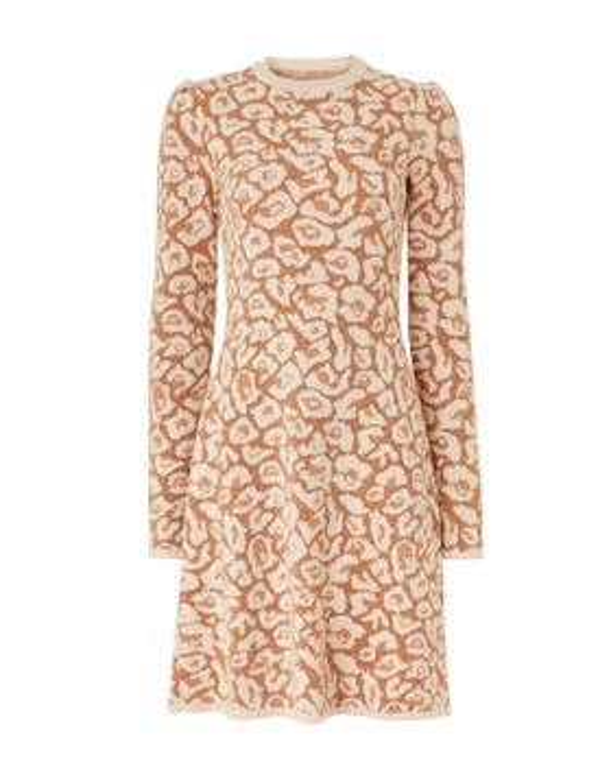 Joanie Knit Mini Dress