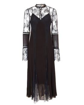 Dreaming Sleeved Dress